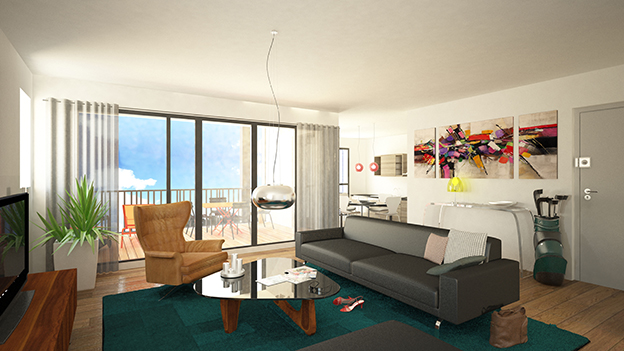 Appartements confortables chez Malesherbes (4)