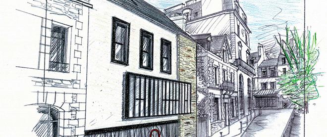 Maisons à St Malo / St Servan